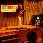 Meditative E-Gitarre. Breiteneder Marcus.