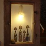 Figürliches. Mosaikarbeit. Ausstellung Waldbronn-Reichenbach. LebeGut-Haus.