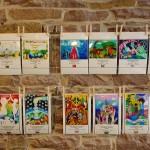Fotogalerie. Kinder malen den Frieden. Weltweit.