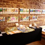 ARCHE-KONGRESS 2013. Ausstellung im LebeGut-Haus.