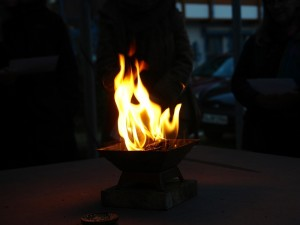 Feuer. Für ein Neues Leben.