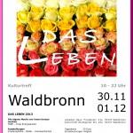 ARCHE-Plakat Keltern-Weiler ARCHE-KONGRESS Waldbronn-Reichenbach