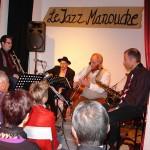 Swingender Gipsy-Jazz mit Schnuckenack Bader.