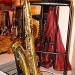 Saxophon. Tierce Tiercerru.