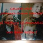 Gesucht werden: Johannes-Simon und Falk-Gerrit.
