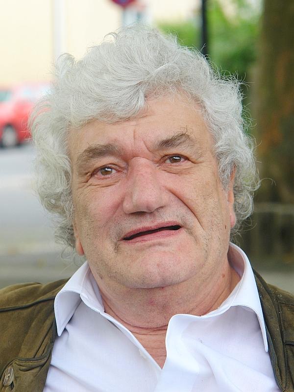 """Heiderose Manthey traf Wolfgang Schrammen in Gießen beim Symposium """"Die Richter und ihre Denker"""""""