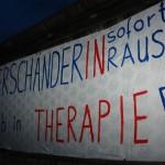 ARCHE-Foto Keltern-Weiler Mahmal Sexuelle Gewalt von Frauen an Schutzbefohlenen Kinderschänderin raus - sofort ab in Therapie !_16