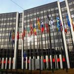 ARCHE-Foto Keltern-Weiler Straßburg Europäisches Parlament Manthey Heiderose