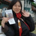 Ritsuko-Kneffel Imagawa.Die Pianistin und Sängerin.