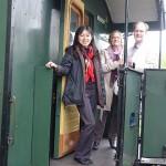 ARCHE-Foto Keltern-Weiler Geesthacht Promotion-Tour mit Karoline Ritsuko Kneffel-Imagawa_45