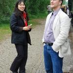 ARCHE-Foto Keltern-Weiler Geesthacht Promotion-Tour mit Karoline Ritsuko Kneffel-Imagawa_54
