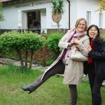 ARCHE-Foto Keltern-Weiler Geesthacht Promotion-Tour mit Karoline Ritsuko Kneffel-Imagawa_56