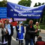 UN-Kinderrechte sind in Deutschland tod.