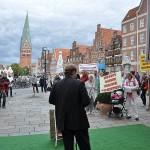 Lüneburg. Innenstadt.