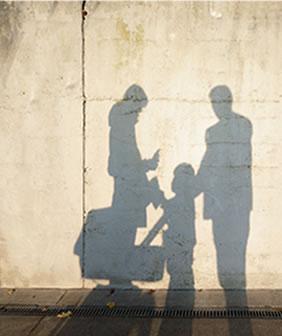 Hochkonflikt. Wenn zwei sich streiten, was brauchen gerade dann die Kinder ?