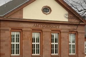Trennt Vater von Kindern. Amtsgericht Gießen. Foto: Heiderose Manthey