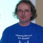 Ansprache von Hartmut Wolters zum Tod eines Vereinsmitglieds.