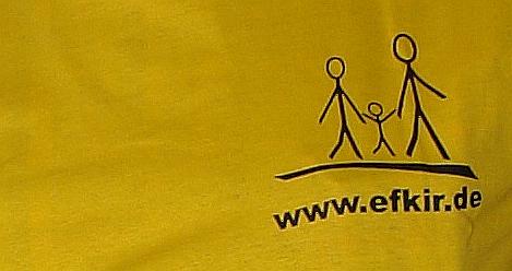 Logo. EfKiR. Essen.