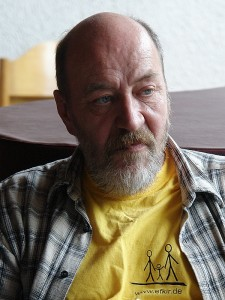 Thomas Wiechert. Im Gespräch mit Heiderose Manthey.