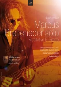 LebeGut-Haus. Nächstes Konzert mit Marcus Breiteneder. Einladung.