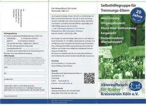ARCHE kid - eke - pas Flyer © VAfK Köln_ 01a
