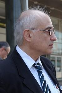 ARCHE-Korrespondent Prof. Dr. Aris Christidis aus Griechenland.