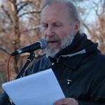Protagonist im Kampf um den Erhalt der Eltern für die Kinder: Franzjörg Krieg, 1. Vorsitzender des VAfK Karlsruhe e.V. und 1. Vorsitzender des Landesverbandes BW.