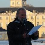 Kundgebung Tag der Menschenrechte 2012