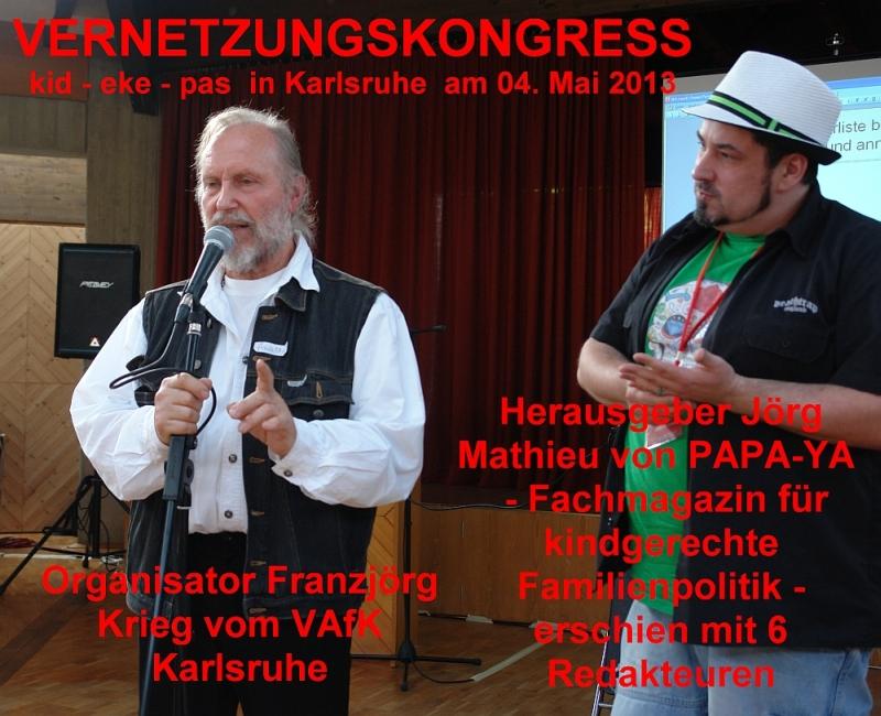 ruhe. Vernetzungskongress 2013. Mit Jörg Mathieu.