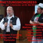 Franzjörg Krieg und Jörg Mathieu, PAPA-YA.