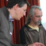 Sebastian Meding und Dirk Graf.