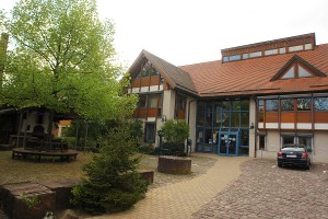 Waldbronn-Reichenbach. Kulturtreff. Seminarort des ARCHE-Angebotes.