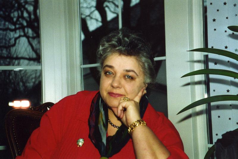 Streitbar. Durchsetzungsstark. Dr. phil Karin Jäckel.