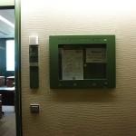 Strafgericht München. Kurz vor der Verhandlung wurde der Verhandlungsraum in Saal B 277 verlegt. Ist das Taktik ?