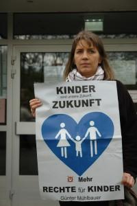 Kämpft vor dem Jugendamt Hann. Münden um ihren Sohn. Diana Elsner.