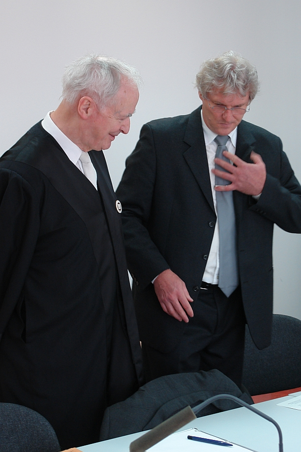 Claus Plantiko und Vater Matthias Engl gehen in Berufung. Verhandlungstermine eröffnet.
