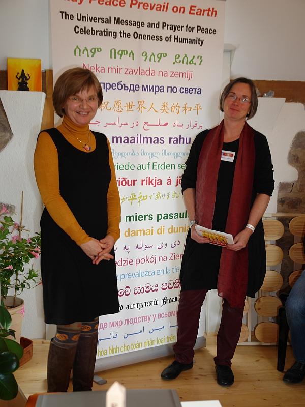 Dagmar Berkenberg. Sabine Temming. ARCHE-KONGRESS 2013.