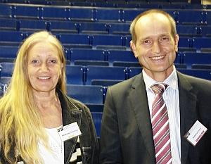 Heiderose Manthey. Prof. Dr. Matthias Franz. Sorgen sich um die seelische Gesundheit. Verlässliche und vertrauenswürdige Bindungen.