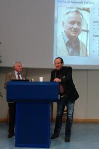 Prof. Dr. Gerhard Amendt. Väter reagieren sensibel bei Trennung, leiden psychisch und psychosomatisch.