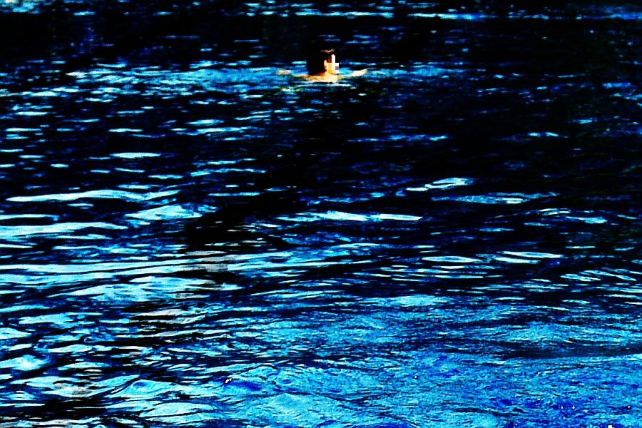 ARCHE-Foto Keltern-Weiler Ettlingen Ins Wasser wagen_09a
