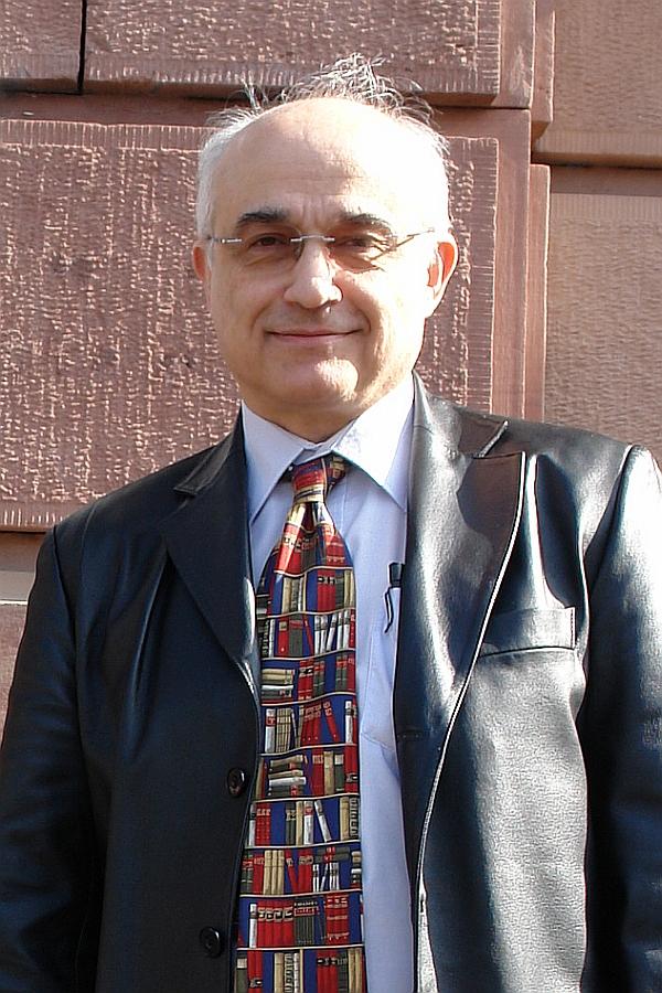 Gründer der Gießener Akademischen Gesellschaft. Prof. Dr. Aris Christidis.