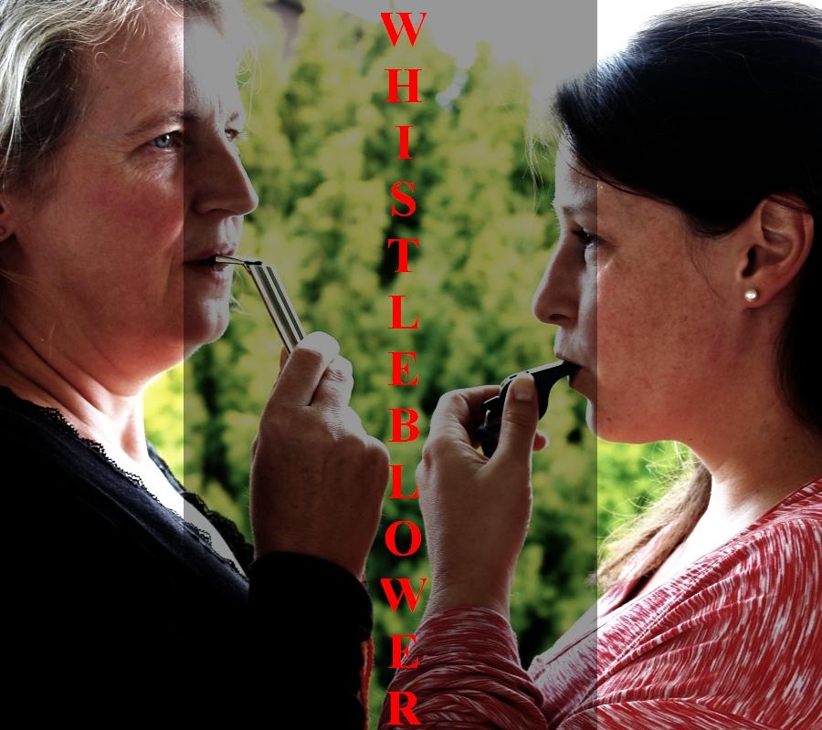 Wie gefährlich ist Whistleblowing wirklich ? Manche wirft entstandenes Mobbing nach Whisteleblowing vollkommen aus ihrer Existenz.