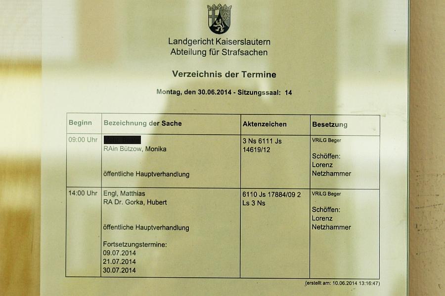 Urteilspruch Im Falle Engl Wieder Ein Verstoß Deutschlands Gegen