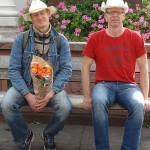 ARCHE-Foto Keltern-Weiler Karlsruhe Spendenmarathon 2013 Gary White in concert_01