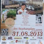 ARCHE-Foto Keltern-Weiler Karlsruhe Spendenmarathon 2013 Gary White in concert_09