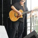 ARCHE-Foto Keltern-Weiler Karlsruhe Spendenmarathon 2013 Gary White in concert_27