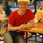 ARCHE-Foto Keltern-Weiler Karlsruhe Spendenmarathon 2013 Gary White in concert_39