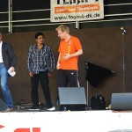 ARCHE-Foto Keltern-Weiler Karlsruhe Spendenmarathon 2013 Gary White in concert_40