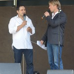ARCHE-Foto Keltern-Weiler Karlsruhe Spendenmarathon 2013 Gary White in concert_50