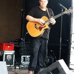 ARCHE-Foto Keltern-Weiler Karlsruhe Spendenmarathon 2013 Gary White in concert_57